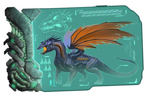 Dragon   Official ARK: Survival Evolved Wiki