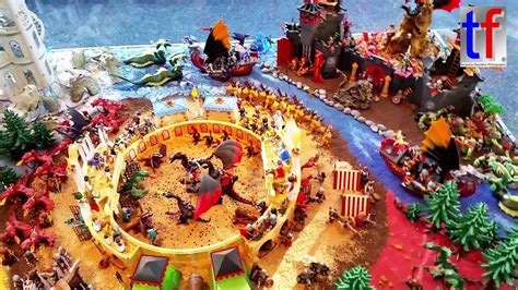 **Dragon s Land** Playmobil FunPark Zirndorf   Mega ...
