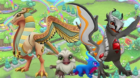 DragonVale World Takes Obsessive Dragon Breeding To The ...