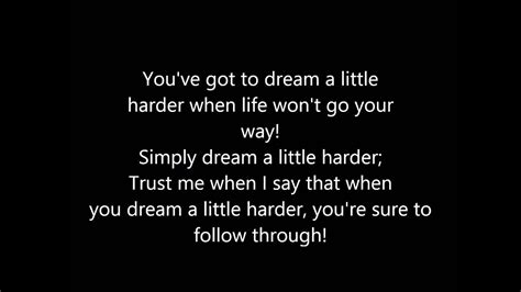 Dream a Little Harder   Lyrics  Starkid s Twisted    YouTube