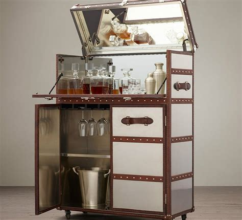 Drink Trundlers: The 20 Best Bar Cart Ideas | HiConsumption
