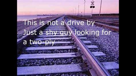 Drive By Train with Lyrics   YouTube