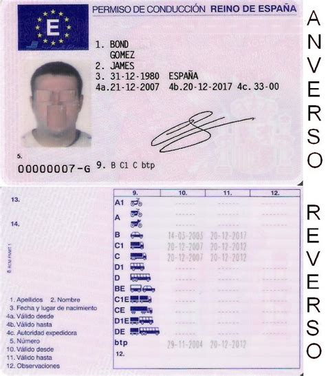 Driving licence in Spain   Wikipedia