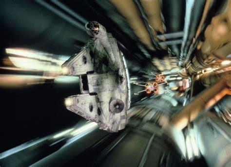 Dron del Millennium Falcon alzará vuelo con película de ...