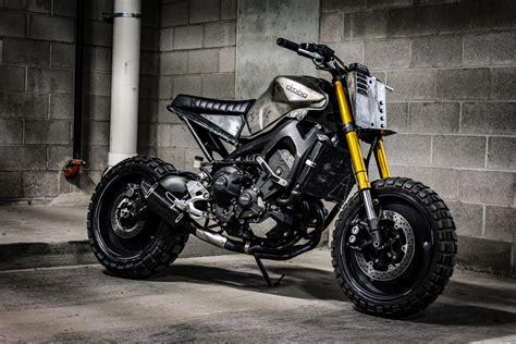 Droog Moto Custom Yamaha FZ 09   The MOTO 3