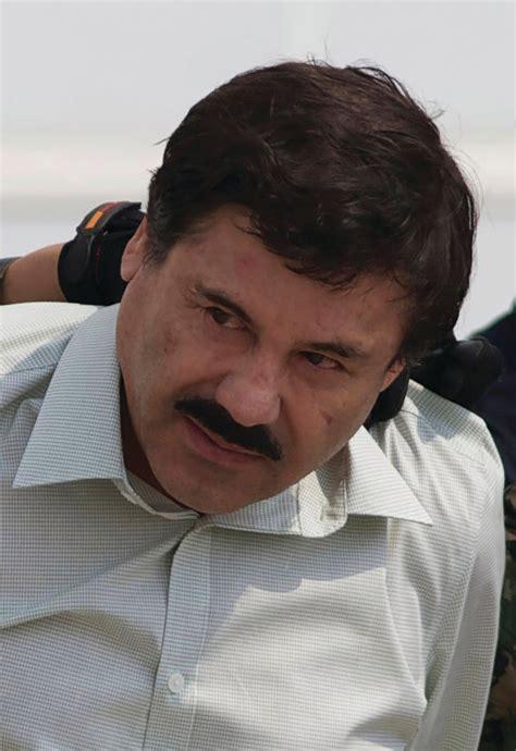 Drug kingpin  El Chapo  Guzman sentenced to life in prison ...