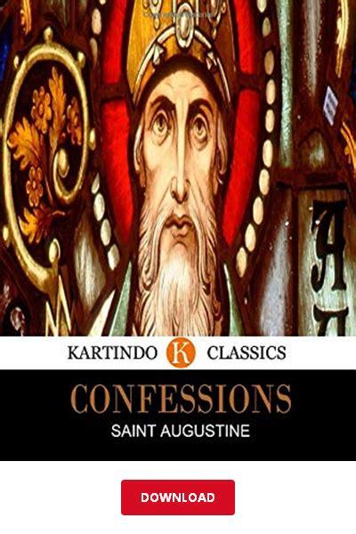 [DОWNLОАD] Confessions PDF | Saint Augustine | eBook ...