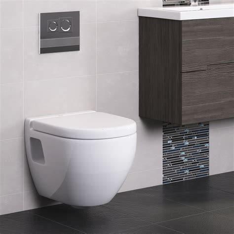 Dual Flush Concealed WC Cistern With Wall Hung Frame ...