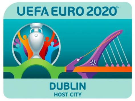 Dublin s host city logo launched for UEFA EURO 2020 ...