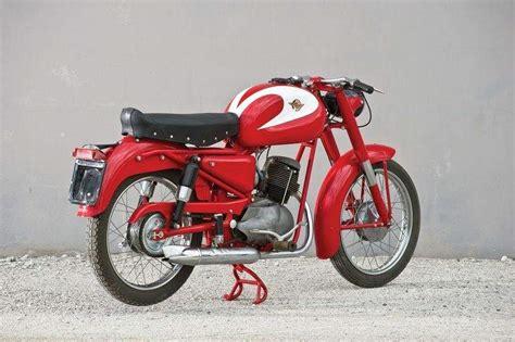 DUCATI 125 Sport   1955, 1956, 1957, 1958, 1959, 1960 ...