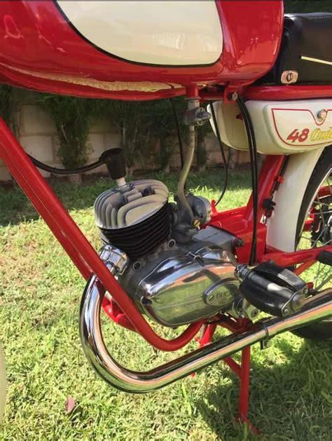 DUCATI 48 CADET 1967   Hornet Motorcycles