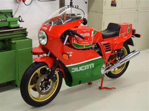 Ducati 900 MHR a la venta 0 km