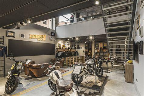 Ducati abre en Madrid su concesionario más grande de España