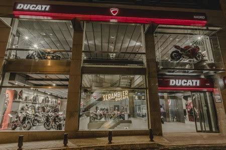 Ducati abre en Madrid su concesionario más grande de ...