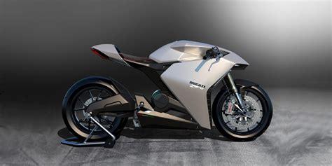 Ducati apuesta a las motos eléctricas