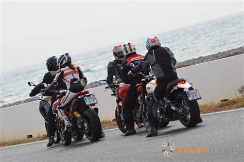 Ducati Canarias continúa con su labor en la formación de ...
