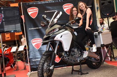 Ducati Canarias eligió LPA Motown para presentar la ...