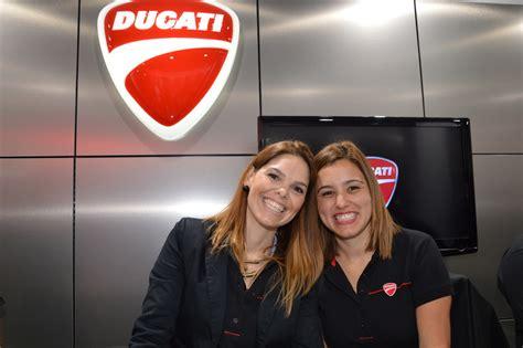 Ducati Canarias recibe una calurosa bienvenida en Las ...