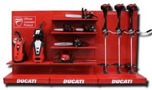 Ducati Gardening Collection, Grupo Miralbueno, Zaragoza, SPAIN