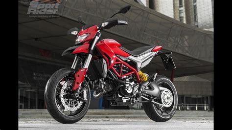 Ducati Hypermotard 2013 First Ride   YouTube