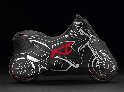 Ducati Hypermotard Bike Cover