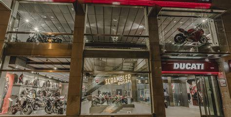 Ducati inaugura su mayor tienda de motos en Madrid   Club ...