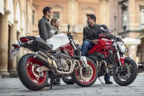 Ducati Monster 821   A Midsummer Dream from Bologna ...