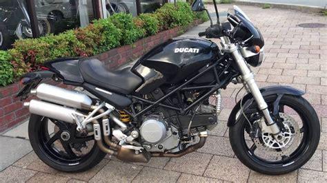 Ducati Monster S2R 2005 Black   Apexmoto Motorcycle Sales ...