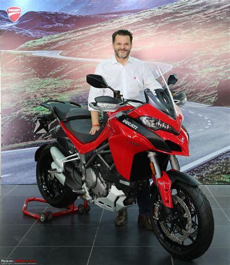 Ducati Multistrada 1260, 1260 S launched in India   Team BHP