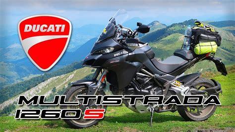 Ducati MULTISTRADA 1260 S 2018 | Prueba   YouTube