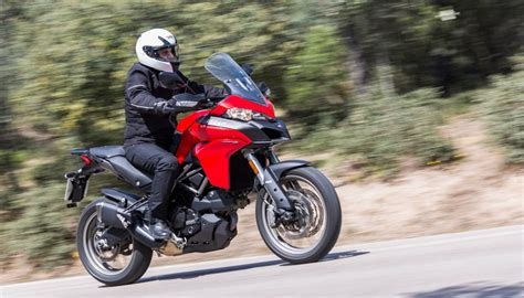 Ducati Multistrada 950 2017 2018 precio ficha opiniones y ...