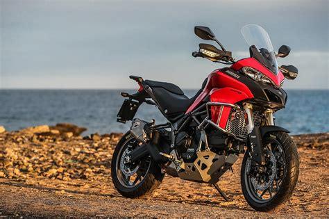 Ducati Multistrada 950: la hermana menor | Ducati, Motos ...