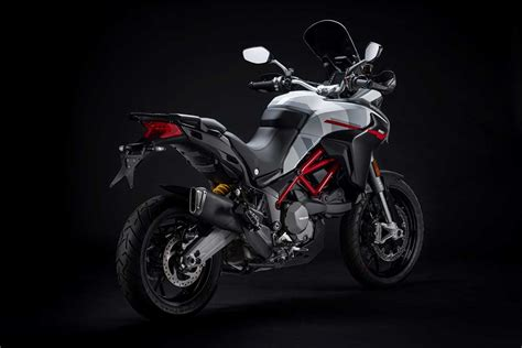 "Ducati Multistrada 950 S 2020 ""GP White"", herencia MotoGP ..."