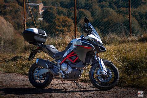 Ducati Multistrada 950S: non chiamatela crossover   Piedi ...