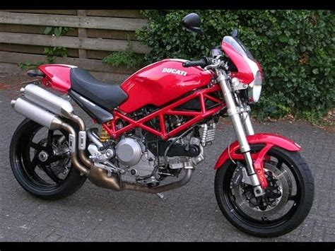 Ducati S2R 1000 Monster exhaust sound compilation   YouTube
