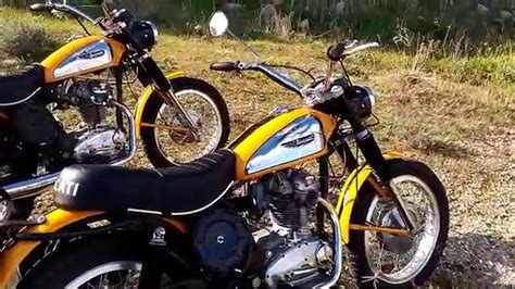 Ducati scrambler 250 epoca 70    YouTube