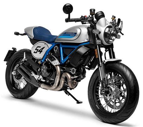 Ducati SCRAMBLER 800 Cafe Racer 2020   Fiche moto ...