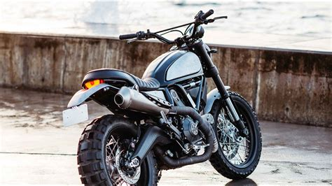 Ducati Scrambler by Deus Customs   YouTube