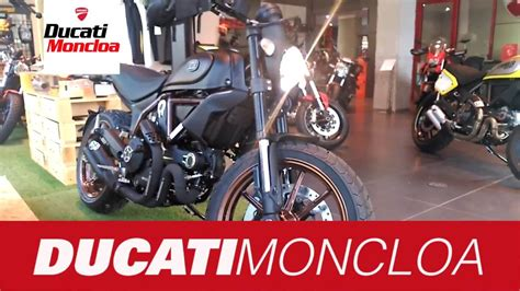 Ducati Scrambler Italia Independent en Ducati Moncloa ...