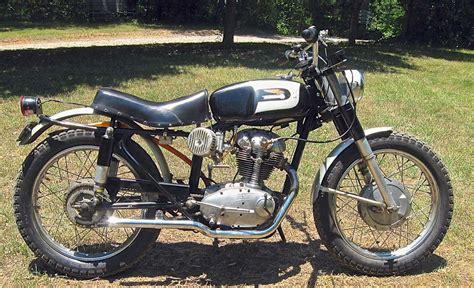Ducati Scrambler Retrospective
