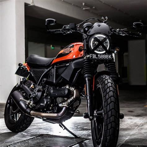 DUCATI Scrambler Sixty2 400cc  Class 2A , Motorbikes ...