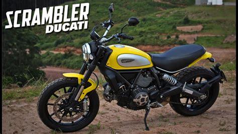 Ducati Scrambler   YouTube