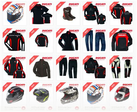 Ducati Store News | New Ducati 2019 Clothing Collection