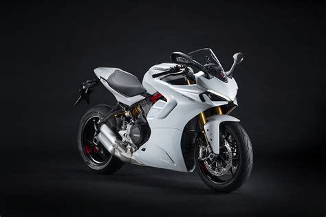 Ducati SuperSport 950 y Ducati SuperSport 950 S 2021 ...