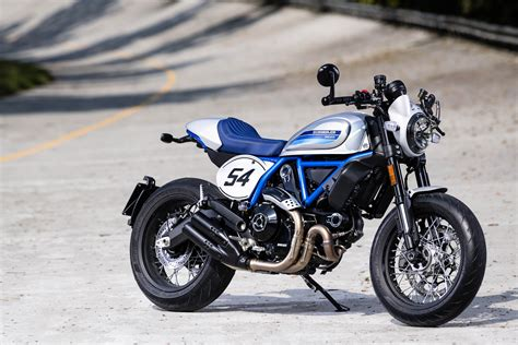 Ducati Updates Three More 800cc Scramblers for 2019  Bike ...