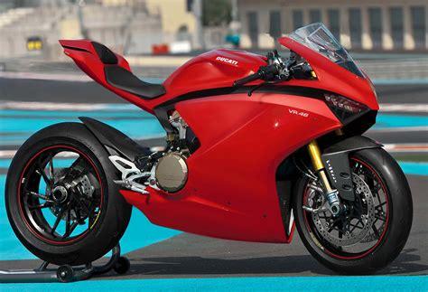 Ducati VR|46 Concept by Steven Galpin   Asphalt & Rubber
