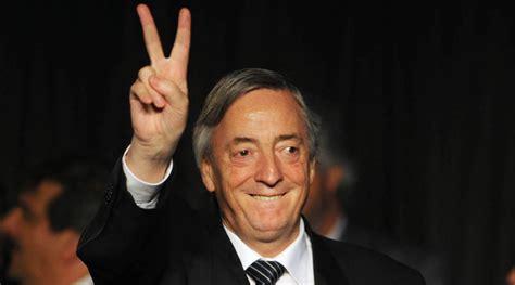 Dudan de la muerte de Néstor Kirchner y piden su ...