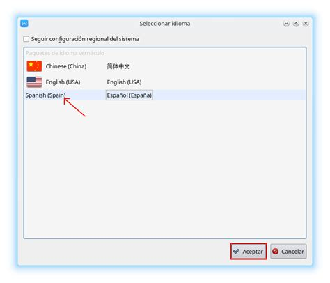 DUFS: Como cambiar el idioma a WPS Office