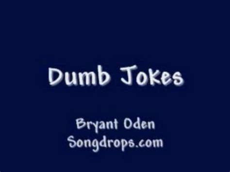Dumb Jokes: A funny song with not so funny jokes   YouTube