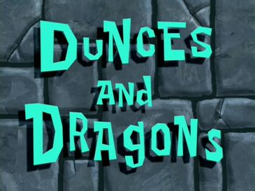 Dunces and Dragons   Wikipedia
